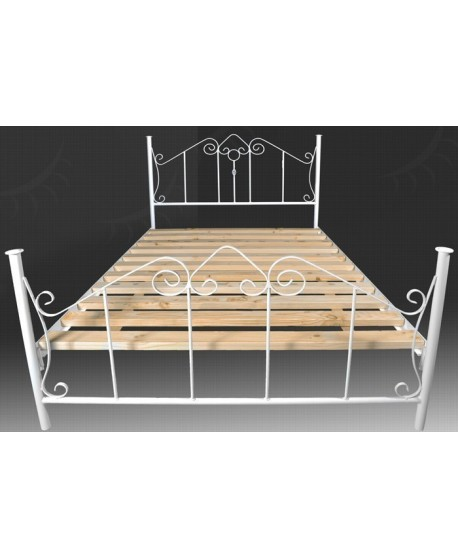 Moonlight Metal Bed