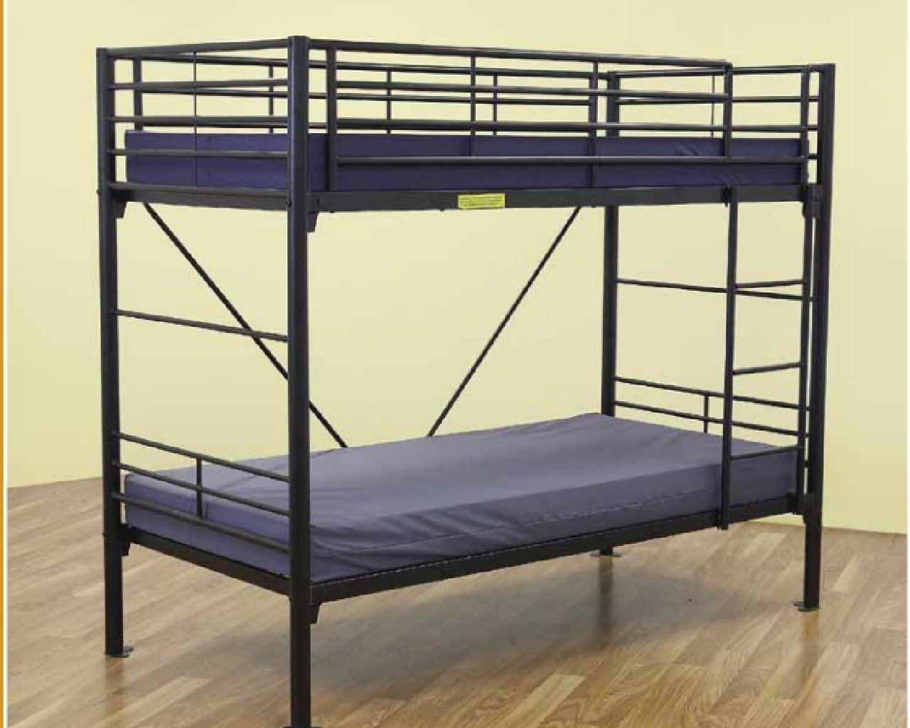 Picture of: Commercial Bunk Bed