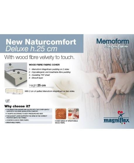Magniflex Natur Comfort Deluxe 25cm Mattress