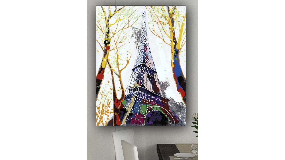 COLOURFUL PARIS
