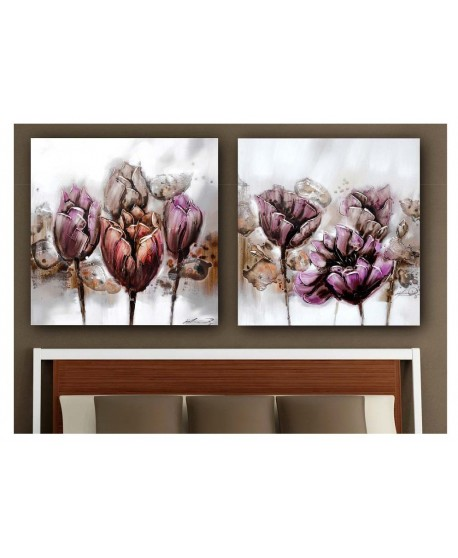 TAUPE BLOOMS I & II