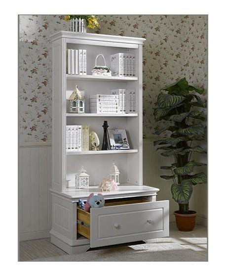 Da Vinci Toy box and Bookcase