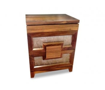 Harris Timber Bedside