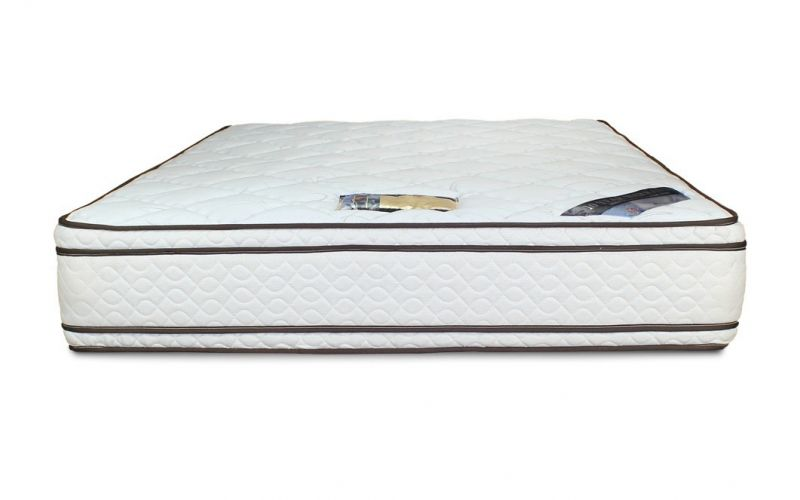 fort Sleep Chiropractic Zone Gold 2 Sided Mattress