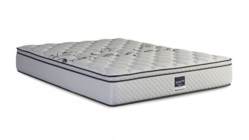 Domino Essentials Dynasty Medium Mattress - A.H. Beard | Bedworks