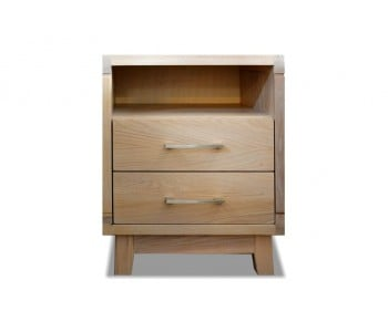 Carson Timber Bedside