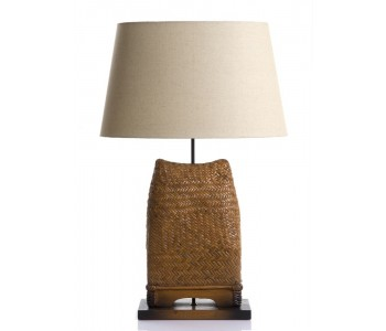Pasking Style Basket Lamp