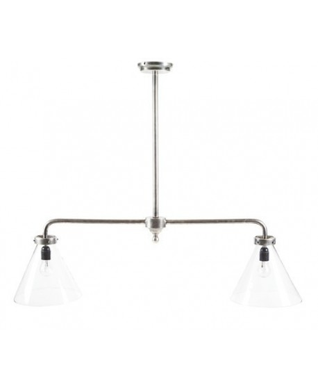 Gadsden Two Arm Hanging Lamp