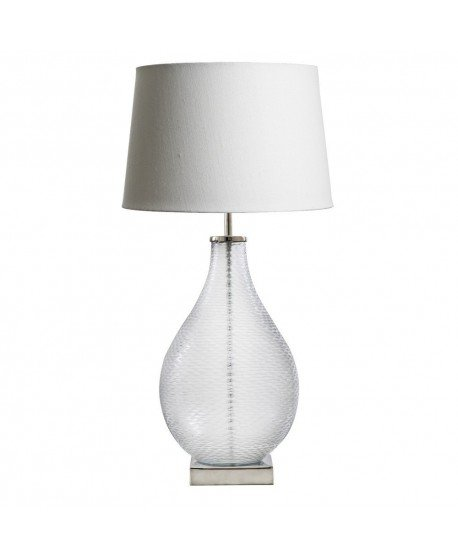 Emac & Lawton Bellora Glass Table Lamp