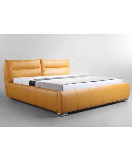 Nightsbridge Upholstered Slat Bed Frame - Queen