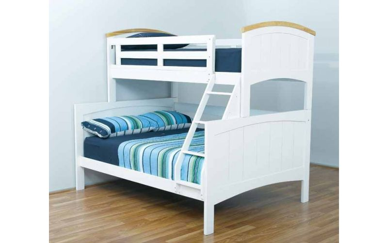 Ranch Trio Bunk Bed Trundle Optional