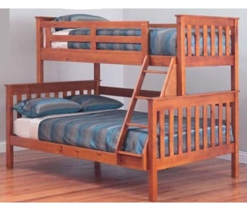 Fort Single on Double Bunk Bed