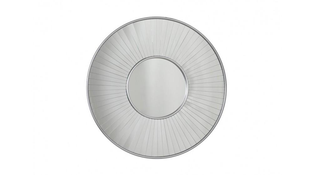 Trident Round Mirror