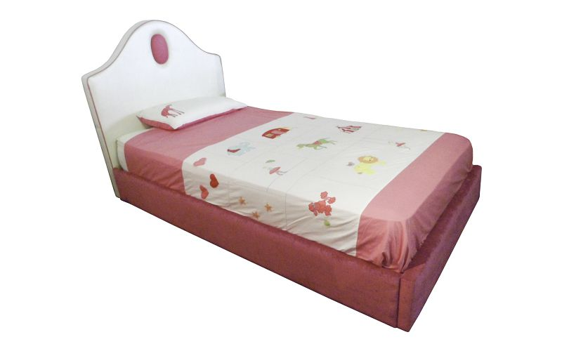 Lisa Custom Girl Bed Frame