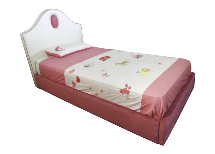 Lisa Custom Girl Bed Frame Kids Bed