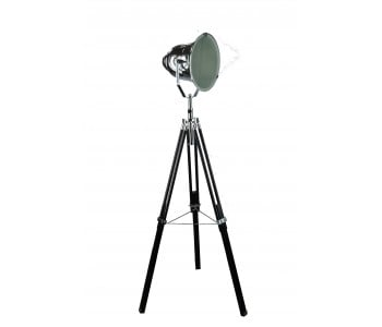 Chrome Spotlight Floor Lamp