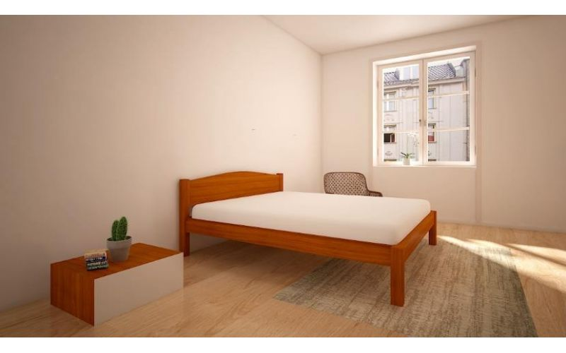 Hilton Custom Timber Bed Frame