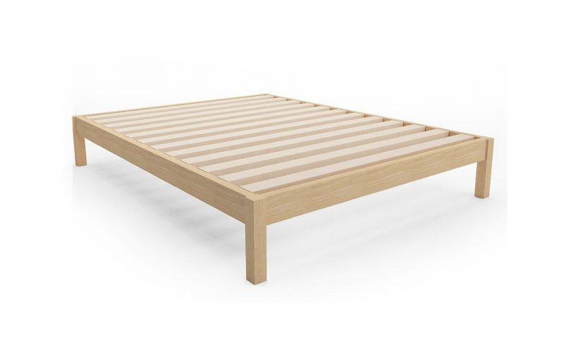 Bachelor Custom Space Saver Timber Bed Frame