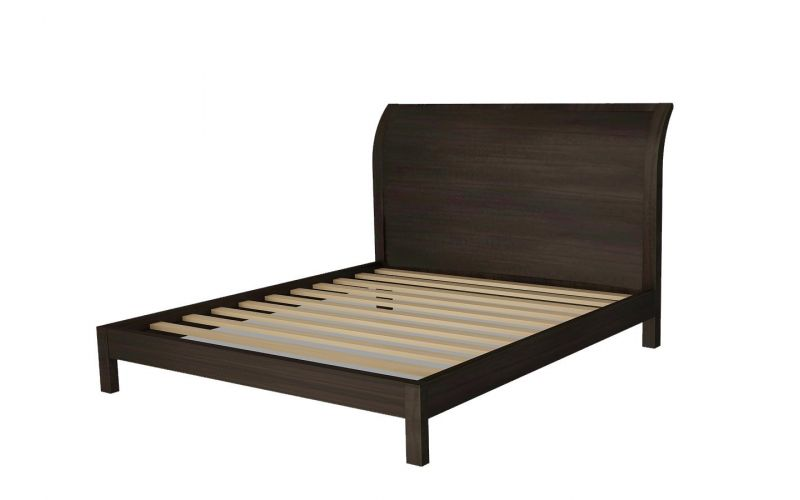 Alisa custom timber bed frame for Custom made bed frame