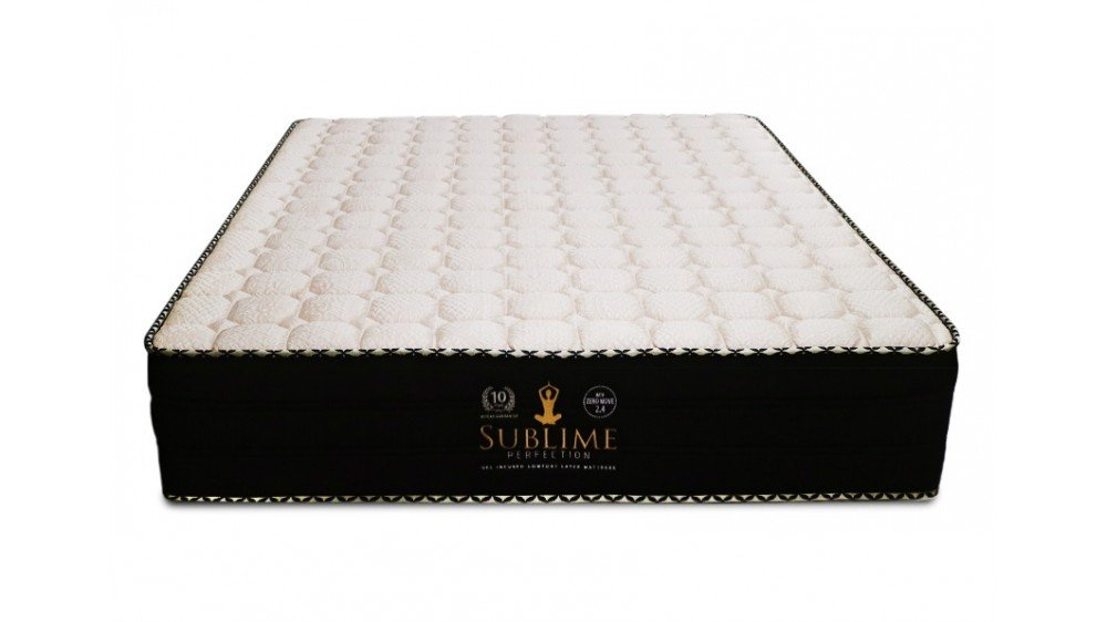 Sublime Perfection Pocket Spring Firm Queen Mattress