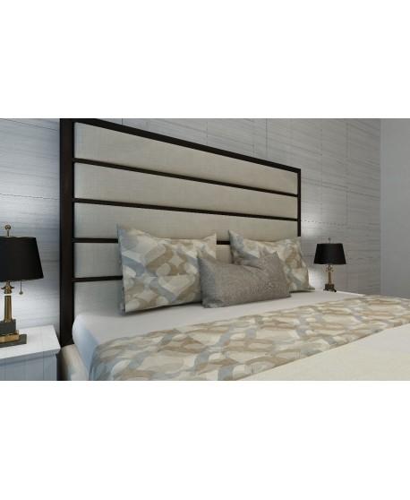 Kelvin Custom Upholstered Timber Bed Head