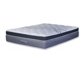 Comfort Sleep Bellissimo Gel Collection Luxury Soft Mattress
