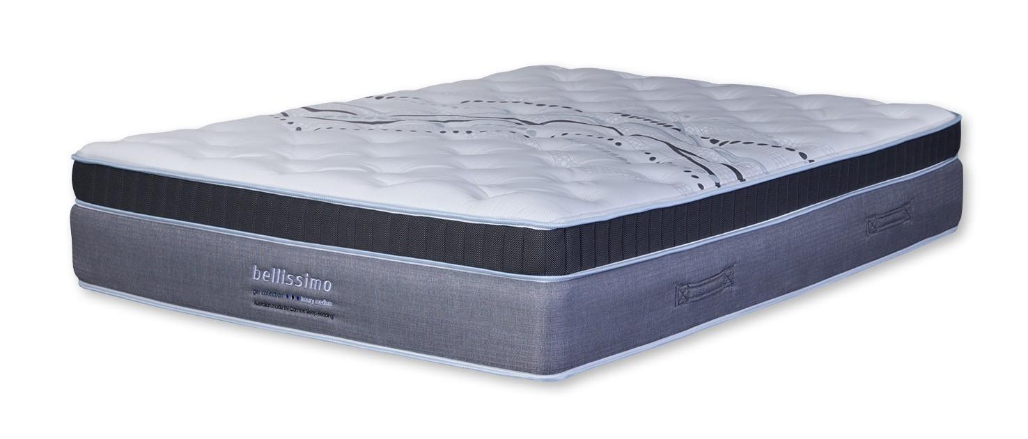 Comfort Sleep Bellissimo Gel Collection Luxury Firm Mattress