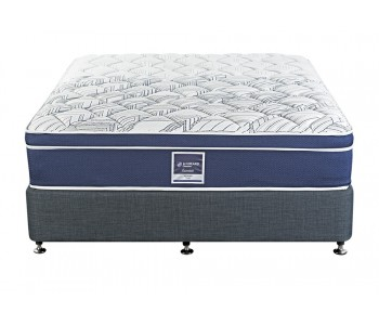 Domino Essentials Voyager Plush Mattress - A.H. Beard
