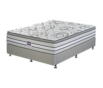 Domino Norgay Medium Mattress - A H Beard