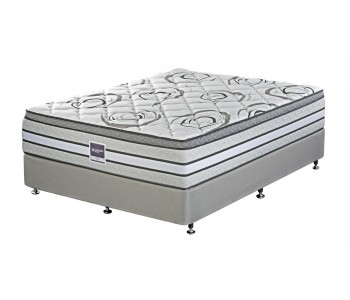 Domino Norgay Plush Mattress - by A.H. Beard