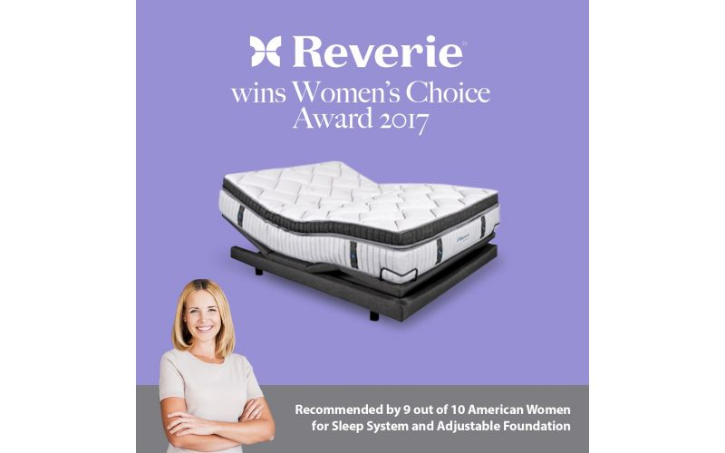 Dream Supreme Sleep System Mattress Reverie Adjustable Bed