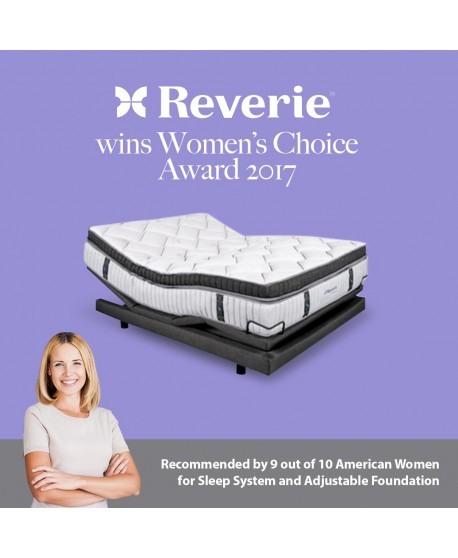 Reverie 7s Supreme Wireless Adjustable Bed Base