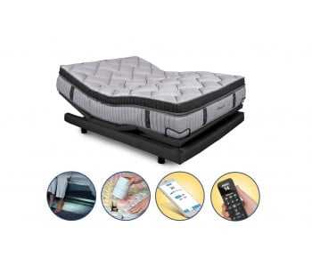 Reverie Dream Supreme Pillow Top Sleep System Mattress