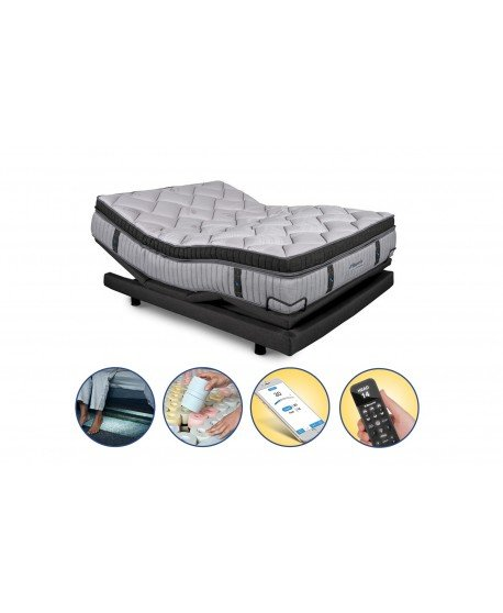 Reverie Dream Supreme Sleep System Mattress