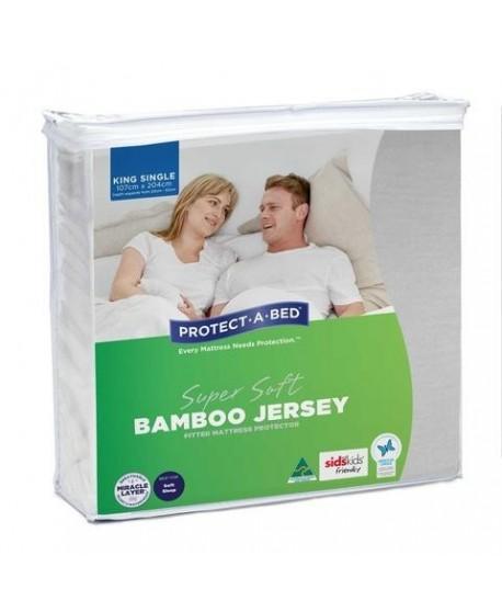 Bamboo Jersey Mattress Protectors