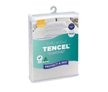 Protect-A-Bed TENCEL® Silky & Cool Pillow Protector