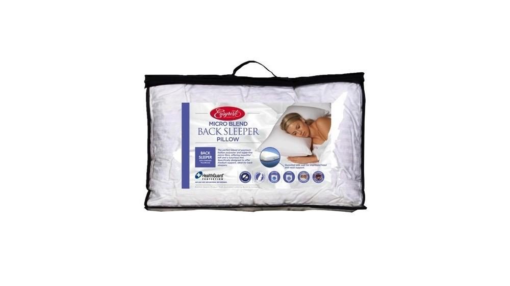 Easyrest Back Sleeper Pillow