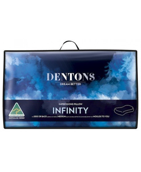 Dentons Comfort Infinity Pillow