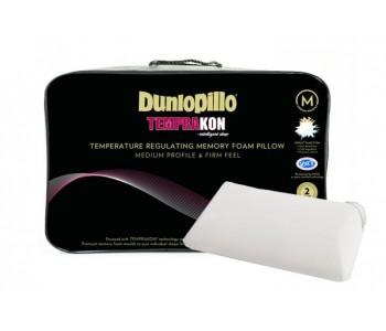 Dunlopillo TEMPRAKON Temperature Regulating Memory Foam Pillow
