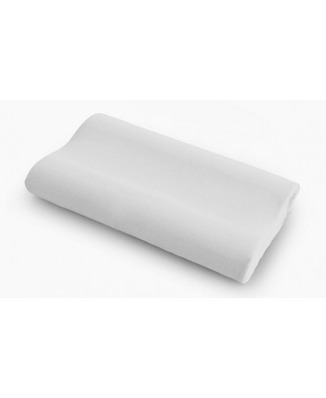 Therapillo Premium Memory Foam High Profile Dual Contour Pillow