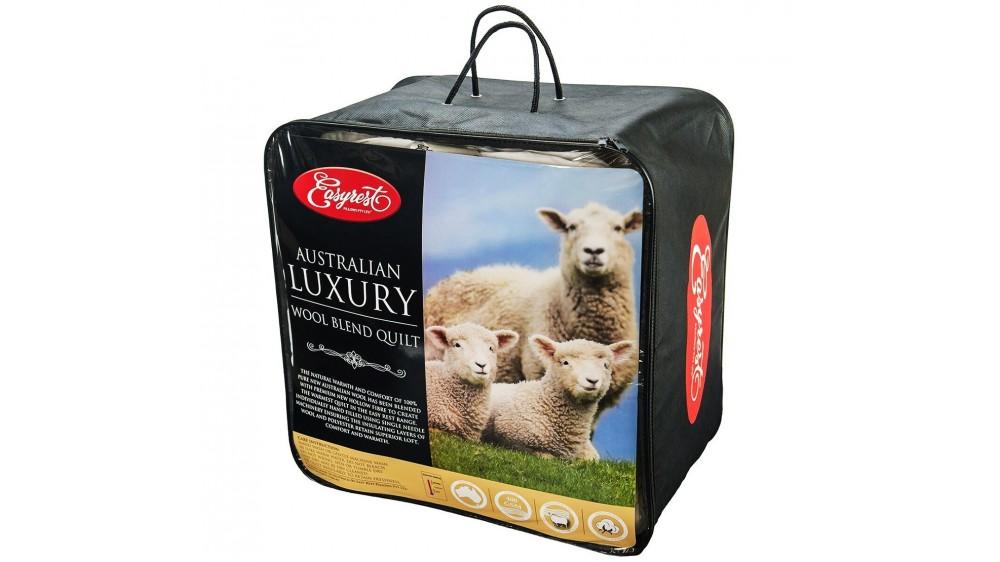 EasyRest Luxury Wool Blend Quilt