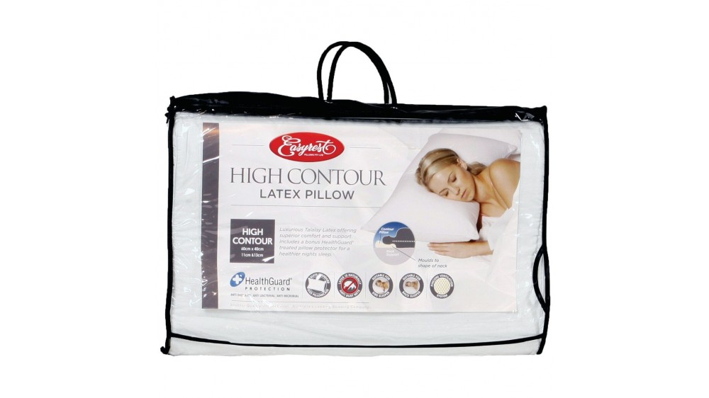 Easy Rest Contour Latex Pillow