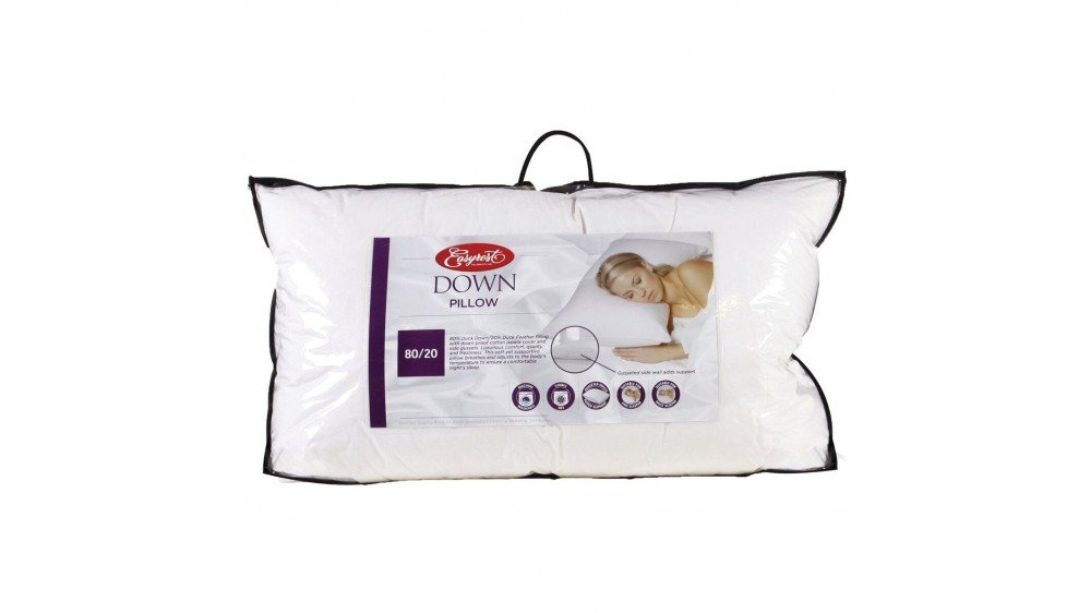 Easy Rest Duck Down Pillow King Size