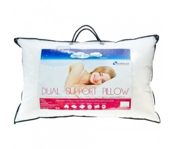 CLOUD SUPPORT DUAL SUPPORT PILLOW