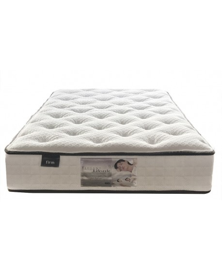 Comfort Sleep Chiro Posture Pocket Spring Firm Mattress