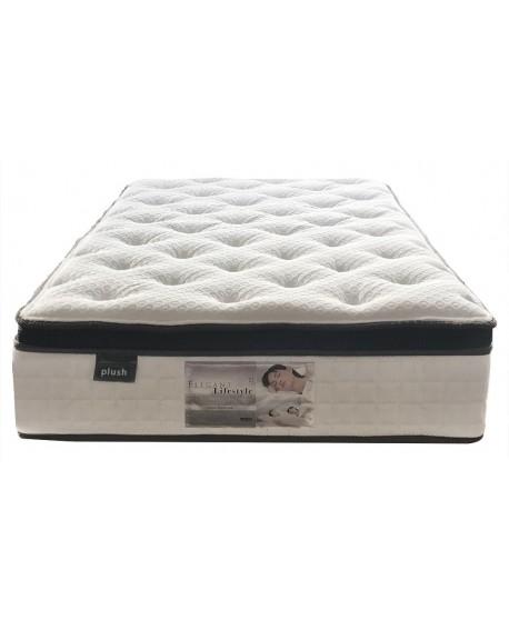 Comfort Sleep Chiro Posture Pocket Spring Plush Mattress