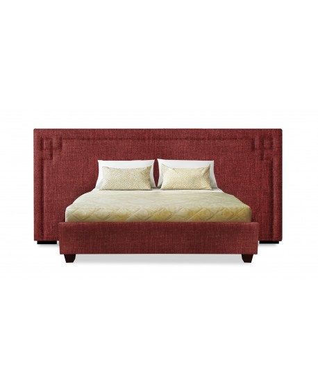 Allison Custom Upholstered Wide Bed Head