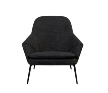 Hug Fabric Lounge Chair