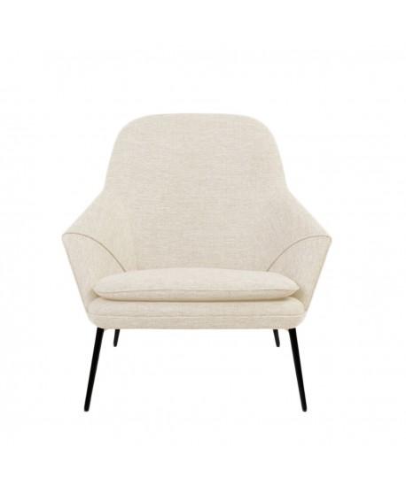 Hug Fabric Lounge Chair