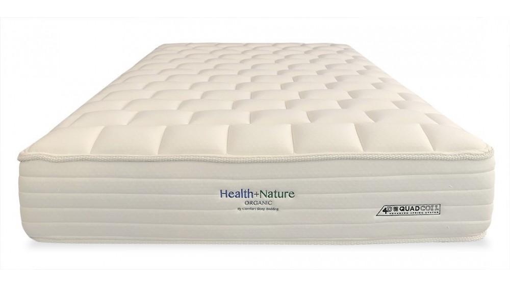 Comfort Sleep Health & Nature Organic Cotton Soft Mattress